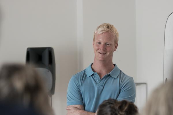 Psykologspesialist Per Jacob Haugå